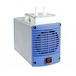 Chemker 300 Model Vakum Pompası, Kimyasala Dayanıklı, Kapasite 18 Lt, 670 mmHg (89.3 kPa),  220V/50 Hz