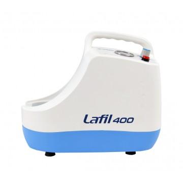 Lafil 400 Model Vakum Pompası, Yağsız, Kapasite 22 Lt, 720 mmHg (95.9 kPa), 220V/50Hz