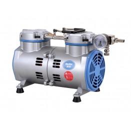 Rocker 810 Model Vakum Pompası, Yağsız,  Kapasite 50 Lt, 735 mmHg (97,9 kPa), 220V/50 Hz
